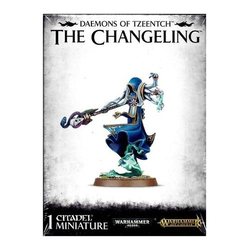 DAEMONS OF TZEENTCH THE CHANGELING - AMES WORKSHOP 97-45