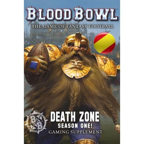 BLOOD BOWL DEATH ZONE TEMPORADA UNO ESPAÑOL - GAMES WORKSHOP 200-02