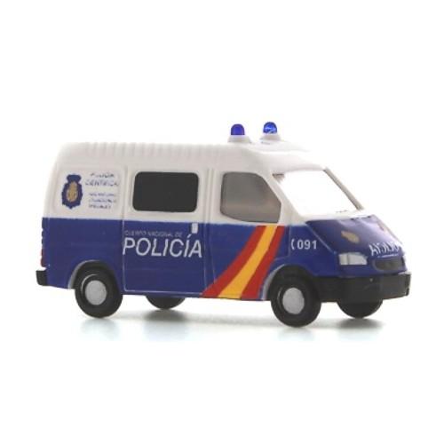 FORD TRANSIT -Policia Nacional- Rietzen 16977