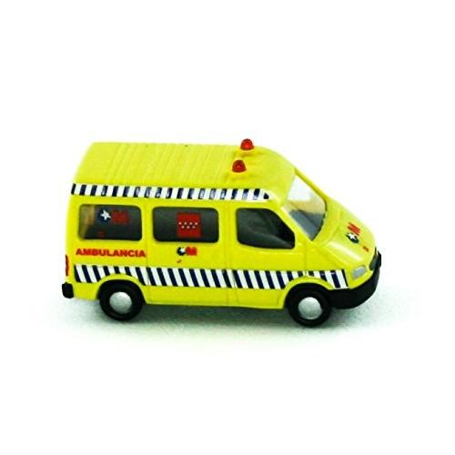 FORD TRANSIT -Ambulancia C. de Madrid- Rietzen 16978