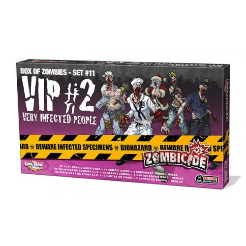ZOMBICIDE: Very Infected People 2