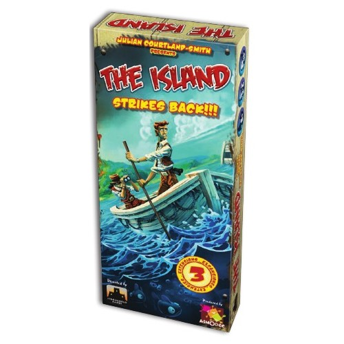 THE ISLAND STRIKE BACK EXPANSION