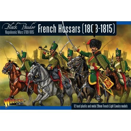 Husares Franceses - Warlord Games Wgn-fr-08
