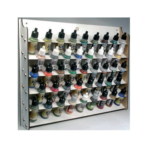 EXPOSITOR PARED 43 BOTES 17ML VALLEJO 26010