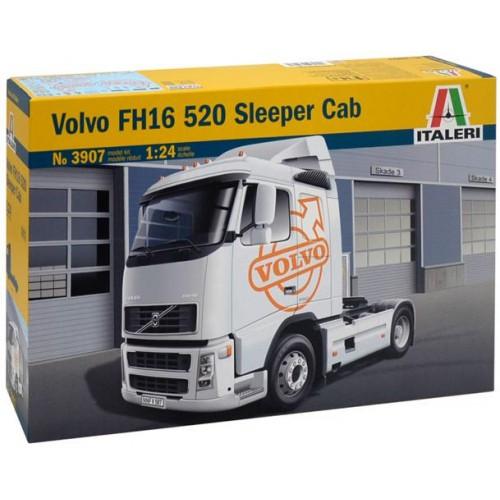 VOLVO FH16 520 Sleeper Cab - Italeri 3907