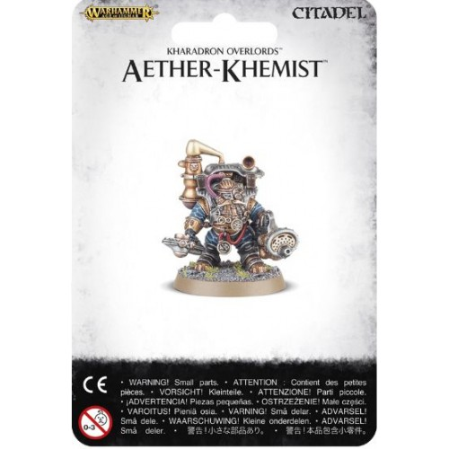 KHARADRONS OVERLORD AETHER-KHEMIST - GAMES WORKSHOP 84-33