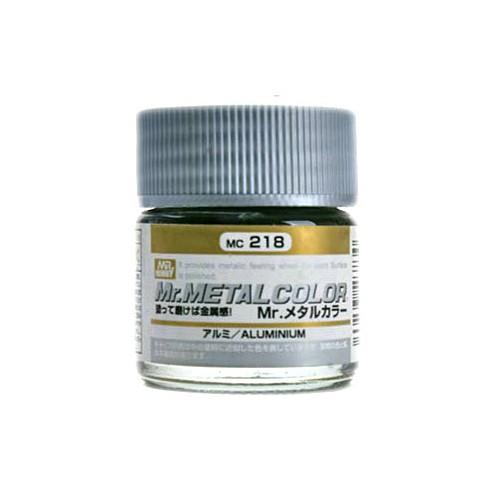 PINTURA ACRILICA METAL ALUMINIO (10 ml)