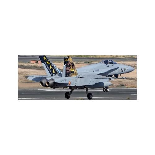 CALCAS EF-18 A HORNET (ALA 46) 50ª Aniversario Gando 1/48 - SE3432