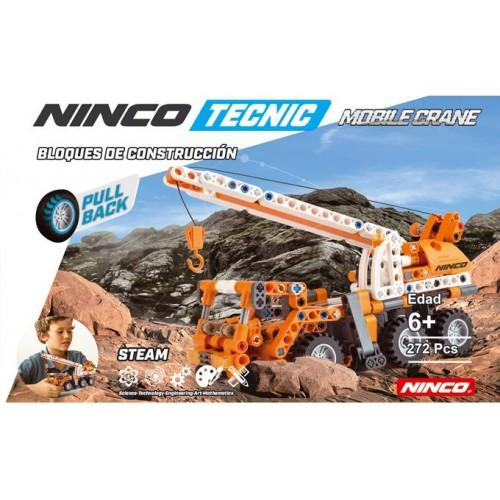 NINCO TECNIC CAMION GRUA - NINCO TECNIC 10050