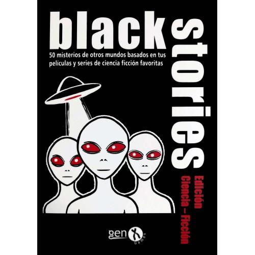 BLACK STORIES: EDICION CIENCIA FICCION