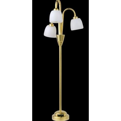 LAMPARA PIE 3 LUCES SIN CABLE (PRECISA PILA CR1632 DE 3V NO INCLUIDA)