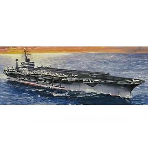 PORTAAVIONES U.S.S. CARL VINSON CVN-70 1/720 - Italeri 5506