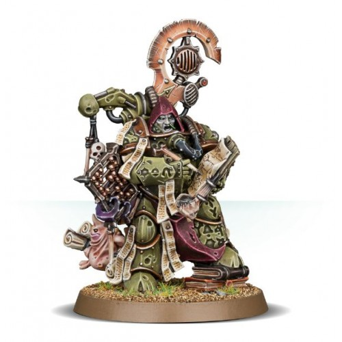 DEATH GUARD SCRIBBUS WRETCH, THE TALLYMAN - Games Worshop 4345