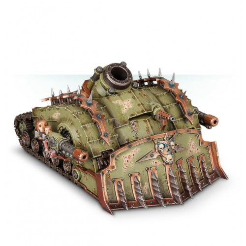 DEATH GUARD PLAGUEBURST CRAWLER - Games Worshop 4352