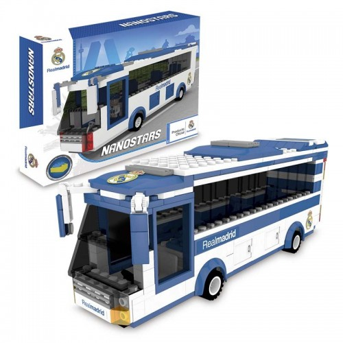 AUTOBUS REAL MADRID NANOSTARS 7204