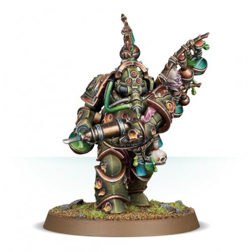 DEATH GUARD BIOLOGUS PUTRIFIER - GAMES WORKSHOP 43-24