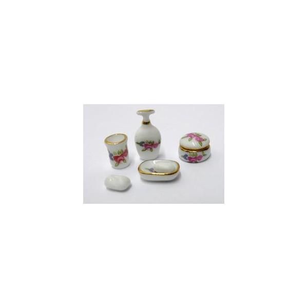Set accesorios de ba o hobbyonline for Set accesorios bano