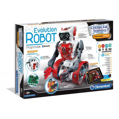 EVOLUTION ROBOT - CLEMENTONI 55191