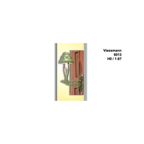 FAROL PARED VERDE HO - VIESSMAN 6013