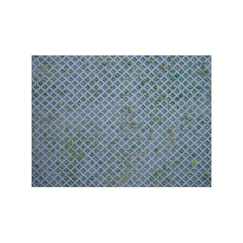 PLANCHA CARTULINA 250X125mm BLOQUES CELOSIA SOBRE CESPED - FALLER 170625