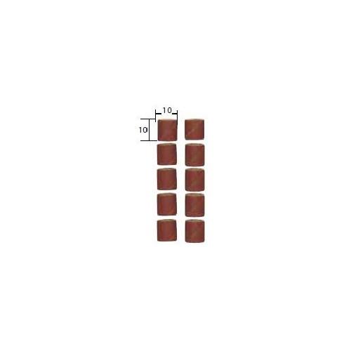 CILINDROS DE LIJADO 10mm (10 UNIDADES) - PROXXON 28981