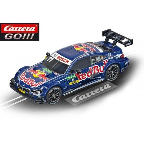 BMW M4 DTM RED BULL GO!!!
