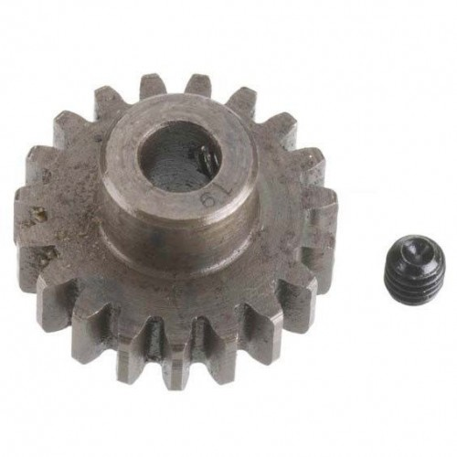 PIÑON MOTOR ELECTRICO 19T (Eje 5 mm)