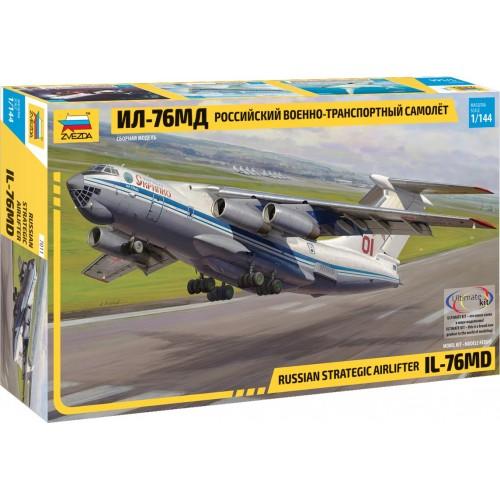 ILYUSHIN IL-76 MD CANDID - Zvezda 7011
