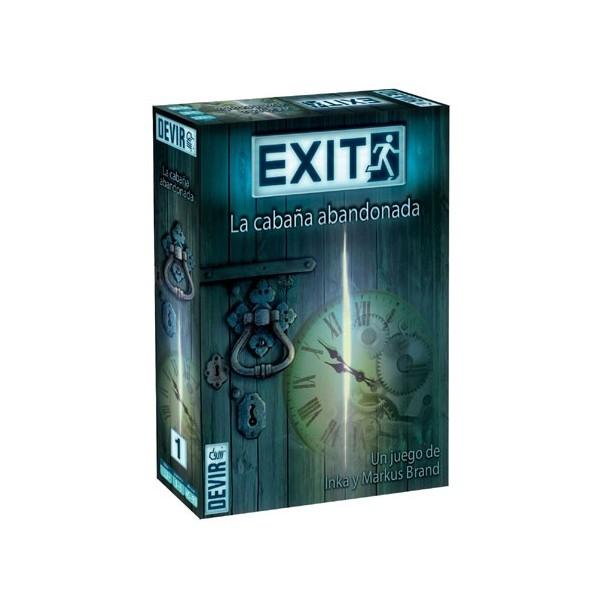 EXIT, EL JUEGO - LA CABAÑA ABANDONADA DEVIR 225099
