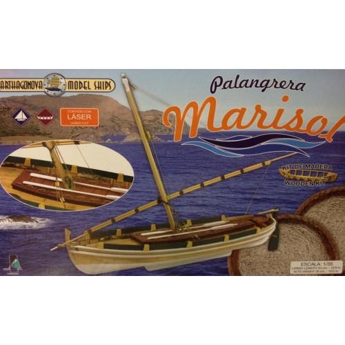 PALANGRERA MARISOL - ESCALA 1/35 - CARTHAGONOVA MODELSHIP 51103