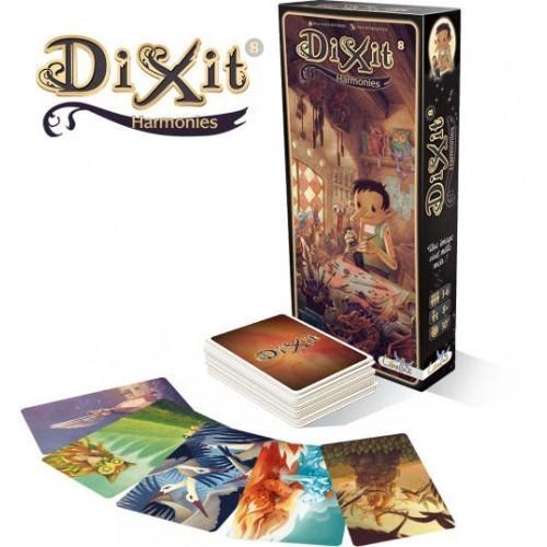 DIXIT 8 HARMONIES DIXIT