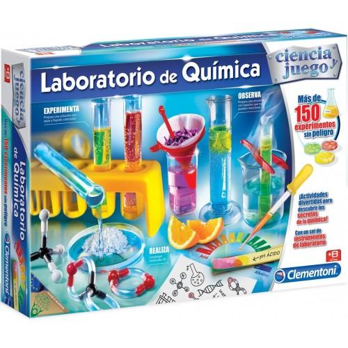 LABORATORIO DE QUIMICA - CLEMENTONI 55082