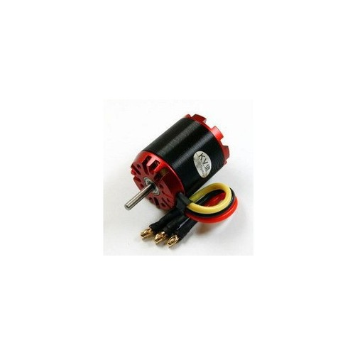 MOTOR ELECTRICO BRUSHLESS E2830/09 KV 1300