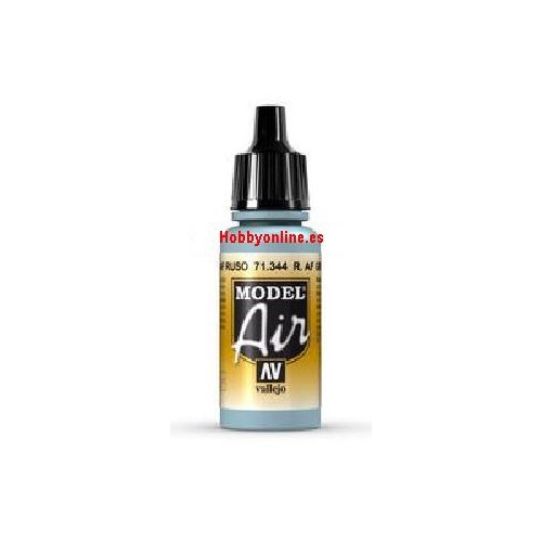 PINTURA ACRILICA GRIS FUERZA AEREA RUSA (17 ml) - Vallejo 71344