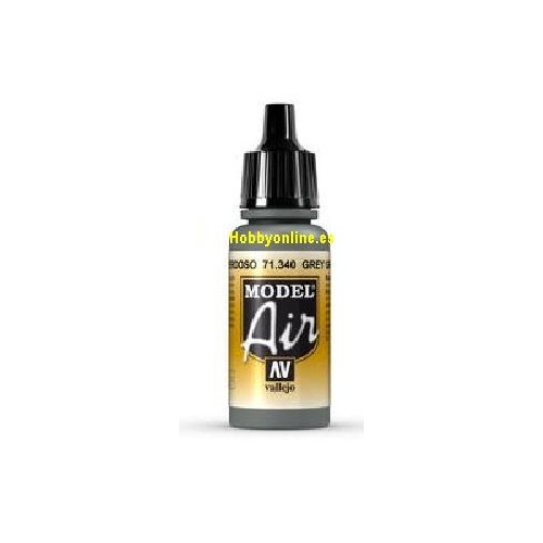 PINTURA ACRILICA GRIS VERDOSO (17 ml) - Vallejo 71340