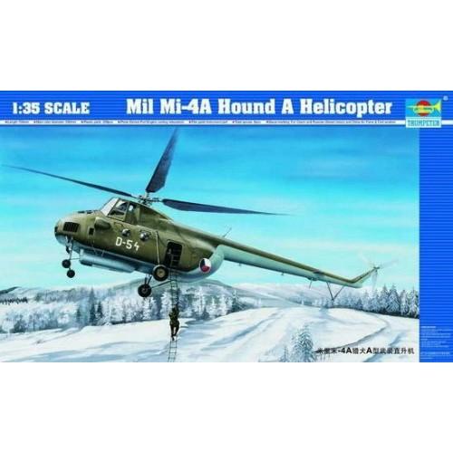 MIL MI-4 HOUND A 1/35 - Trumpeter 05101