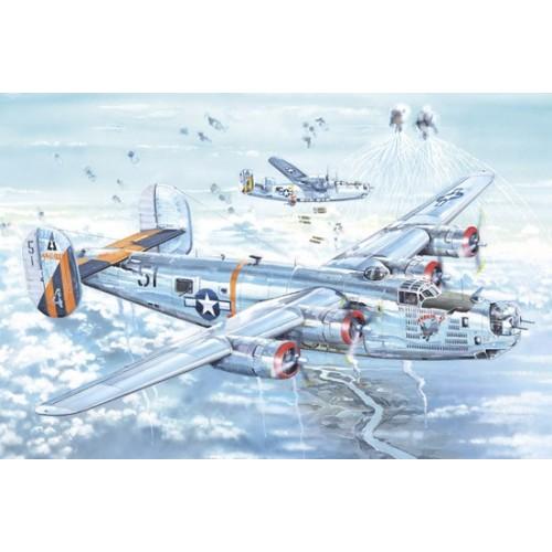 CONSOLIDATED B-24 J LIBERATOR 1/32 - Hobby Boss 83211