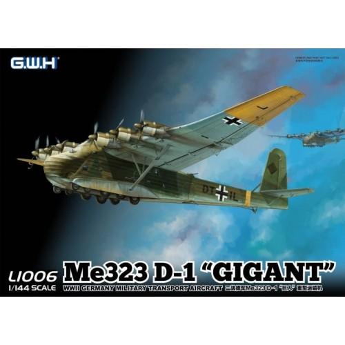 MESSERSCHMITT Me-323 D-1 Gigant 1/144 - GREAT WALL HOBBY L1006