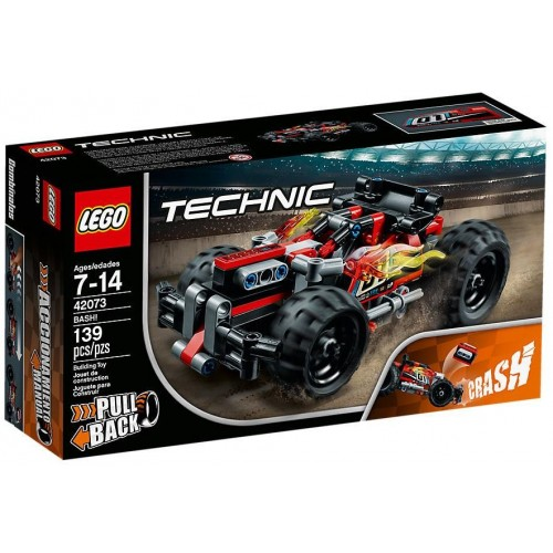 TECHNIC: CRASH - LEGO 42073
