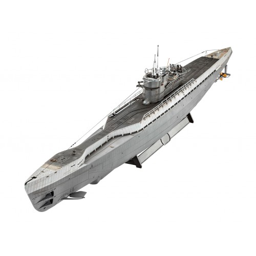 SUBMARINO Type IX C/40 (U-190) 1/72