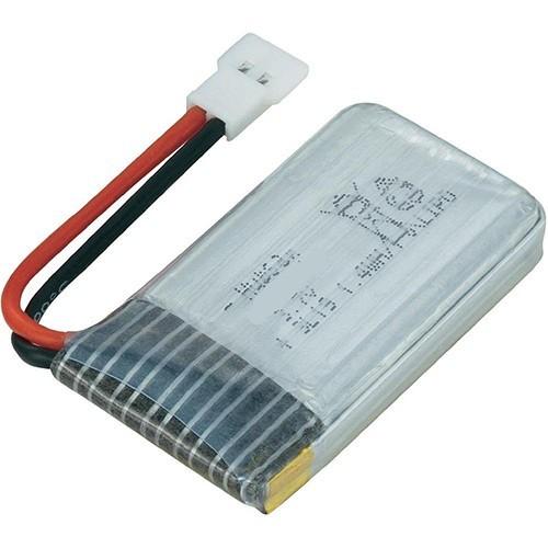 BATERIA LIPO 3.7V 280MAH CONECTOR BLANCO