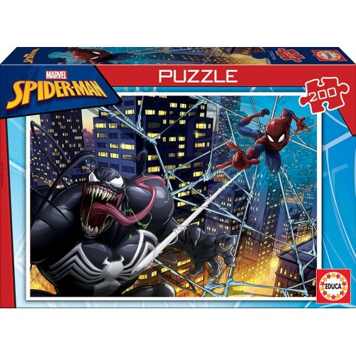 PUZZLE 200 Pzas SPIDERMAN - Educa 18100