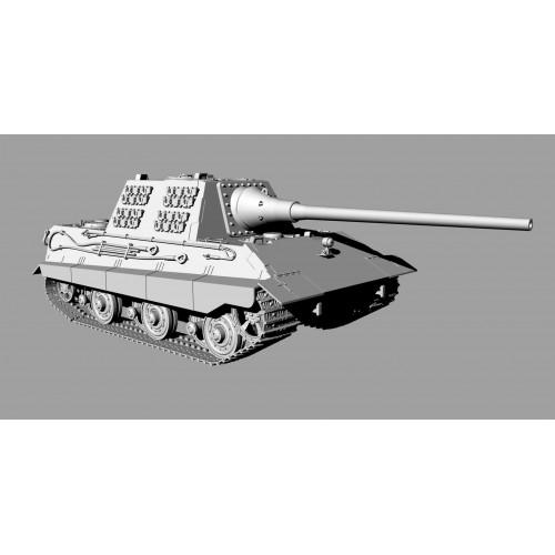 CAZACARROS E-50 Jagdtiger - 1/35 - Modelcollect UA35005