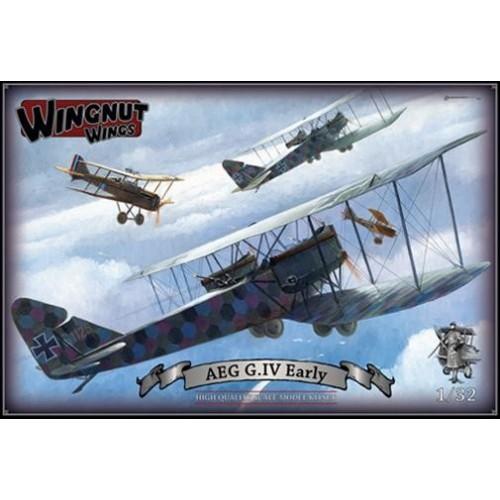 AEG G.IV (Early) -1/32- Wingnut Wings 32034