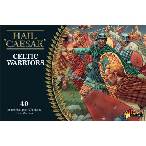 GUERREROS CELTAS (40 Figuras) -1/56- Warlord Games WGH-CE-01