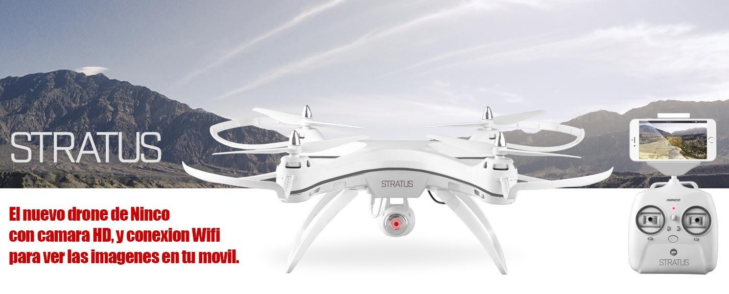 DRONE NINCO STRATUS WIFI
