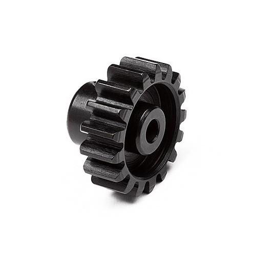 PIÑON 12T PRO Black Aluminium