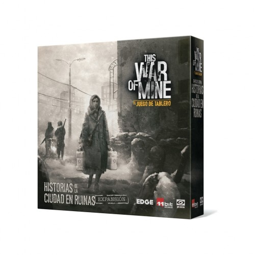 THIS WAR OF MINE HISTORIAS DE LA CIUDAD EN RUINAS