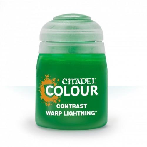 Contrast: WARP-LIGHTNING (18 ml) - Games Workshop 29-40
