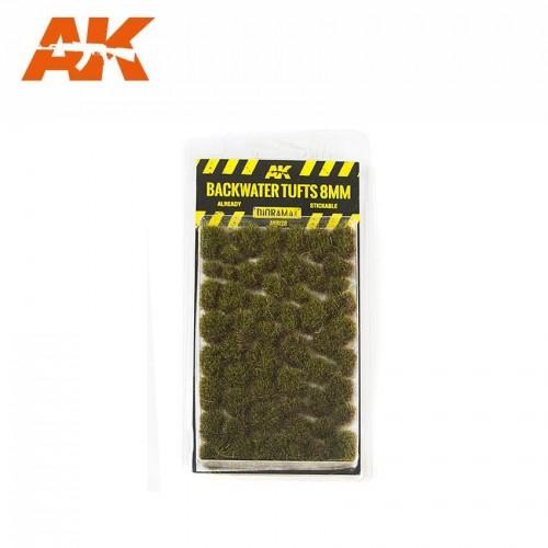 BACKWATER TURF 6mm - AK 8128